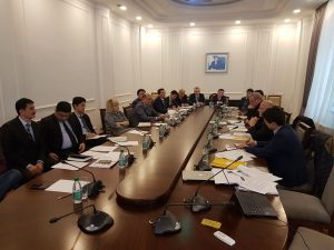 Negotiations in Tashkent for Improving Public Procurement